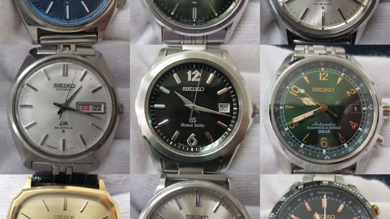 SEIKO(セイコー)腕時計