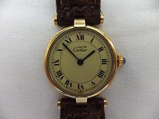 Cartier(カルティエ) ヴェルメイユ  時計修理完了品