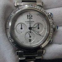 cartier パシャ 時計修理