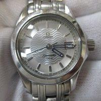 OMEGA(オメガ)シーマスター 時計修理