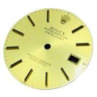 腕時計の文字盤修理