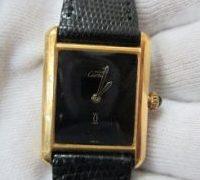 cartier カルティエ レディース腕時計