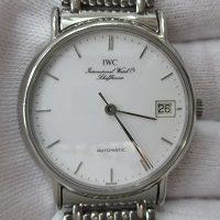 iwc 3針 デイト 時計修理