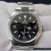 rolex ロレックス エクスプローラⅠ 時計修理
