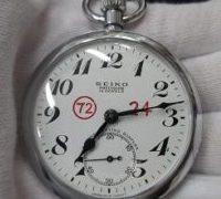 seiko懐中時計修理
