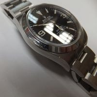 ROLEX ロレックス メンズ腕時計(214270)の側面(9時位置)のキズ