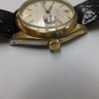 ROLEX(ロレックス)メンズ腕時計オイスターデイト プレシジョン 6494 メッキ前