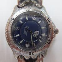 TAG HEUER(タグ・ホイヤー)メンズ腕時計セルシリーズ WG5114-P0 文字盤足折れ