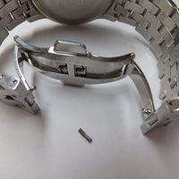 GUCCI(グッチ)3針メンズ腕時計デイト 5500XL ブレス修理(バネ別作)