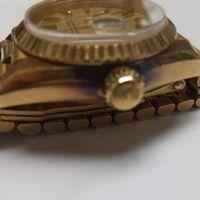 ROLEX(ロレックス)レディース腕時計デイトジャスト金無垢 69178 ケース変色