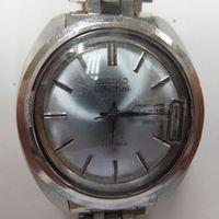 SEIKO セイコー5アクタス23石デイデイト 6106-8440 文字盤修理前
