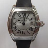 Cartier(カルティエ)レディース腕時計 ロードスターSM W62016V3(2675)バンド交換後