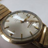 LONGINES(ロンジン)メンズ腕時計Admiralデイト付き 1260 ガラスひび割れ