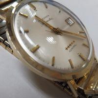 LONGINES(ロンジン)メンズ腕時計Admiralデイト付き 1260 ガラス交換後