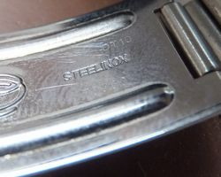 ROLEX(ロレックス) 純正ブレス クラスプコード DT10(2002年製造) クラスプ型番:78360