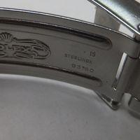 ROLEX(ロレックス) 純正ブレス クラスプコード I5(1984年製造) クラスプ型番:93160(シードゥエラー 16660)