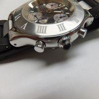 Cartier(カルティエ)メンズ腕時計クロノスカフ クロノグラフ W10172T2(2424) 新品仕上後