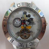 Disney(ディズニー)ミッキーマウス生誕80周年記念ウォッチ インデックス外れ(8時)