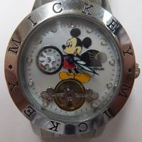 Disney(ディズニー)2000本限定 ミッキーマウス生誕80周年記念ウォッチ 修理後