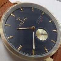 針取り付け後のTRIWA(トリワ) メンズ腕時計 FAST104